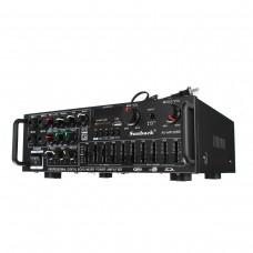 AV-326BT 220V Home Power Amplifier Karaoke High Power Bluetooth EQ Balanced Card Amplifier