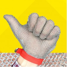 Arm Hand Sleeve Knife Gloves  CutProof Protect Meral Mesh Butcher Anti cutting