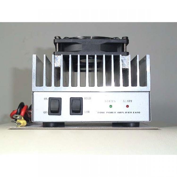 100W UHF Band 420-460MHz U Band Ham Radio Amplifier for FM