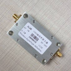 500mw Power Amplifier 300-550MHz 0.5W for DVB-T COFDM Digital Wireless Transmission Telemetry