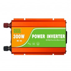 12V/24V 300W High Frequency Off Grid Car Pure Sine Wave Power Inverter DC to AC JN-H