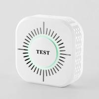 C50W 360 Degree Mini Wireless Smoke Detector Sensor Fire Alarm Monitor Home Security