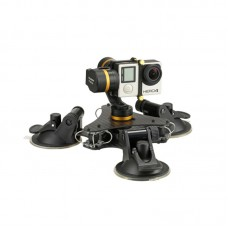 Tarot 3-Axis Camera Brushless Gimbal TL3T03 for Tarot Gopro Hero3/3+/4 T-DZ Camera FPV
