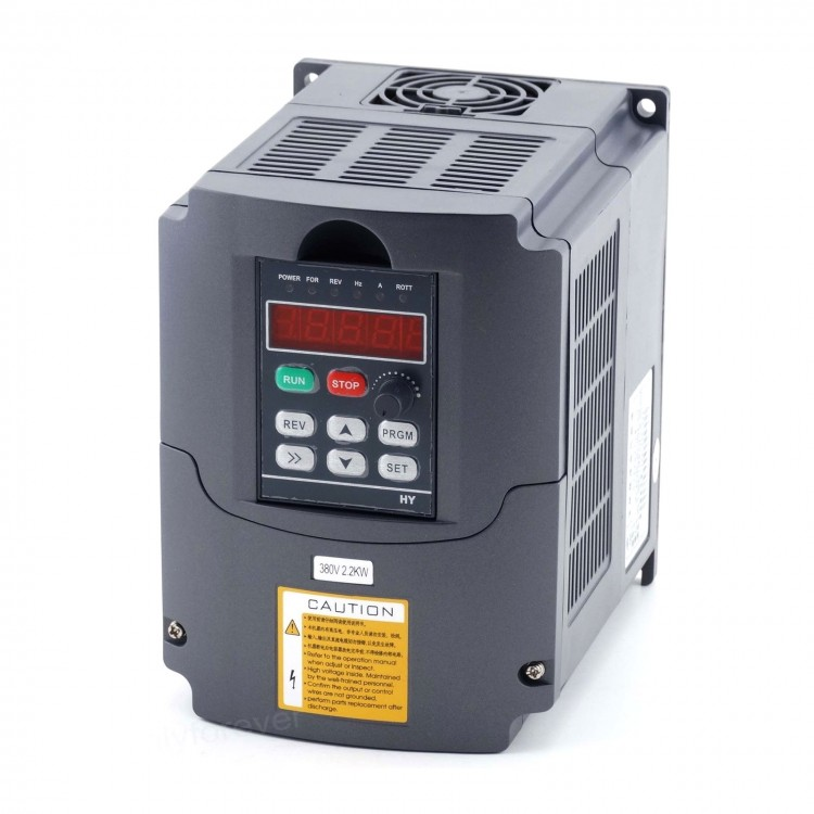 HY 2 2KW 380V Variable Frequency Drive 3HP VFD Inverter 3