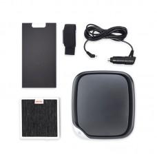 4.3W Car Air Purifier Fresh Air Cleaner Eliminator Ozone Purifier Filter Black