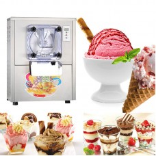 Commercial Hard Stainless Steel Ice Cream Machine Intelligent  Automatic Ice Cream Maker