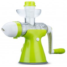 Household Manually Slow Grinding Juicer Multifuctional Fruit Squeezer Ice Cream Fruit Vegetable Hand Juicer Machine