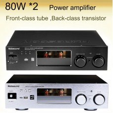 Nobsound PM5 250W HiFi Front Tube Back Bluetooth Home Amplifier Bluetooth USB NFC