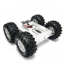Arduino 4WD WIFI Cross-country Off-road WiFi Robot Smart Car Kit for Arduino Raspberry Pi