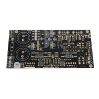 LM3886 BTL 1.0 Full Balance Pure After Amplifier Board Kits w/ Heatsink Protection Large Power 120W