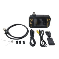 8.5mm Industrial Video Inspection HD Camera Waterproof Endoscope Scope Borescope