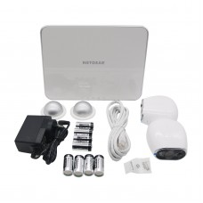 NETGEAR VMS3230 Arlo Wire-Free HD Camera Security System with 2 HD Cameras