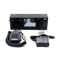 Built-in Battery RS-928 RTC 10W 1-30MHz HF QRP Transceiver SDR Transceiver AM CW/LSB/USB/AM/FM