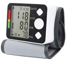 Digital Electronic Wrist Blood Pressure Monitor Sphygmomanometer Health Care
