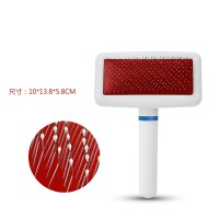 Removal Comb Gilling Brush Pet Hair Fluffy Quick Clean Cat Puppy Grooming Tool