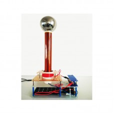 30W Tesla Coil Spark Gap Tesla Coil 220V Wireless Electric Power Transmission Lighting DIY Kit