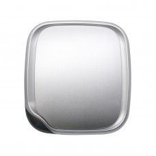 Car Air Purifier Ozone Purifier Filter Fresh Air Cleaner Eliminator Silver