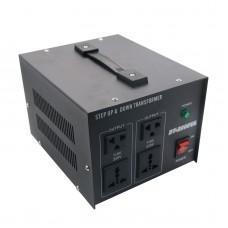 2000W Voltage Converter Transformer Step Up/Down Power Supply 220V to 110V 110V to 220V