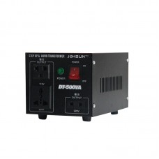 500W Step Up Down Voltage Converter Transformer 220V to 110V 110V to 220V DT-500VA