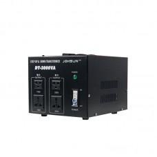 3000W Heavy Duty Power Voltage Converter Transformer 220V to 110V 110V to 220V DT-3000VA
