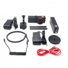 200m 2.4G Single Channel Wireless Follow Focus Remote Control with limit for SLR Camera