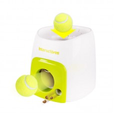 AFP Puppy Interactive Dog Fetch N Treat Dispenser Trainer Ball Toy Play Train Pet