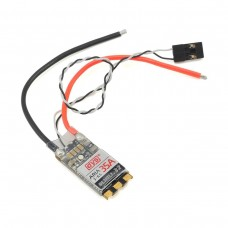HAKRC 32bit 35A/LED Brushless ESC BLHeli_32 ESC DSHOT Brushless Speed Controller 4PCS for RC Drone