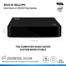 Z83II Mini PC TV Box 2G/32G Windows 10 64bit Intel Atom X5-Z8350 4K Mini PC XBMC 2.4G 5.8G Wifi Miracast Set Top Box
