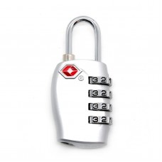 TSA Approve Luggage Lock 3 Digit Combination Travel Suitcase Padlock