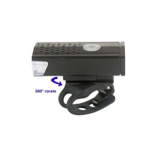 Cycling Bicycle Riding LED Lamp USB Rechargeable Bike Head Front Light Torch