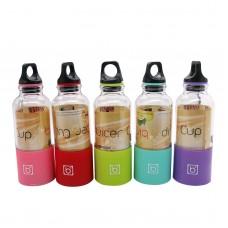 Portable Bingo Juicer Cup Mixer USB Automatic Vegetable Fruit Bottle Blender