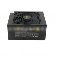 Output Rated 1600W 110V to 230V Power Supply with High Efficiency for Mining Machine PC