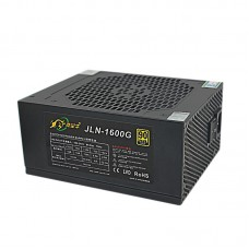 Output Rated 1600W 230V ETH Coin Mining Machine Power Supply PC Supply