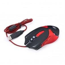 Gaming Mouse Ergonomic Optical USB Wired Programmable Laser Computer Game LED Color Light