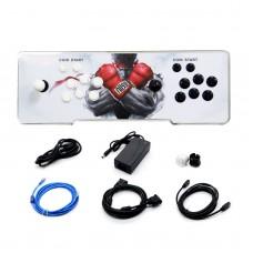 Pandora's Box 5s 999 in 1 Retro Video Games Double Stick Arcade Console Light