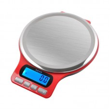 5kg/1g Digital Electronic Scale Kitchen Jewelry Scales Weight Stainless Steel