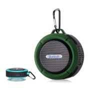 Waterproof Wireless Bluetooth Mini Speaker Shower Car Suction Handsfree Mic