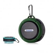 Waterproof Wireless Bluetooth Mini Speaker Shower Car Suction Handsfree Mic