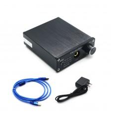 DAC-M6 USB Hifi Audio Decoder Headphone Amplifier AMP External AK4452dac