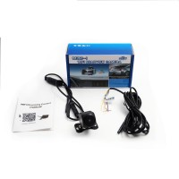WIFI Video Wireless Car Reversing Camera Mini Waterproof Body for iPhone and Android