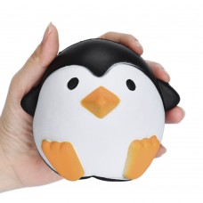 Fancy Squishy Penguin Scented Squeeze Slow Rising Fun Toy Relieve Stress Cure