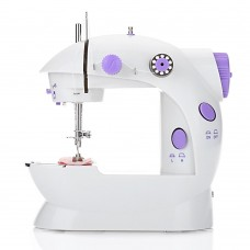 Desktop Sewing Machine Mini Electric Portable Hand Held Double Speed EU/US/UK Plug