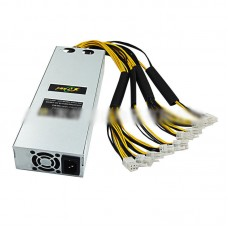 Stable Performance 1600W AC230 Mining Machine Power Supply Suitable For Antminer S9/ S7/ A4+