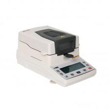 Halogen Moisture Meter Food Textile Agriculture Forestry Tester 110g/0.005g
