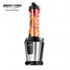 Stainless Steel Electric Fruit Juicer Vegetable Mixer Blender Mini Portable Cup ERGOCHEF MY JUICER MJ301A