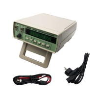 VC3165 Radio Frequency Counter RF Meter 0.01Hz-2.4GHz Professional Tester Cymometer
