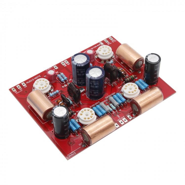 Audionote P Series 300b Tube Power Amplifier Board MM Phono Pickup