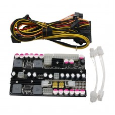 PICO-BOX X7-ATX-500 500W 24PIN DC ATX Power Supply PSU with Dual 12V Output Channels