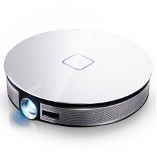 CSQ-D8S Portable Projector 3D HD 220 Lumen Android LED Home Theater 1G+16G