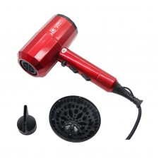 G8 Professional Blower 1875W Ionic Ceramic Styler Blow Hair Turbo Dryer Heat Speed  Home Barber Use